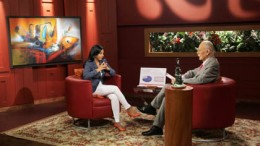 Canciller Delcy RodriguezVenezuela es un pais acosado mediaticamente