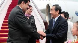 Maduro China 1.09