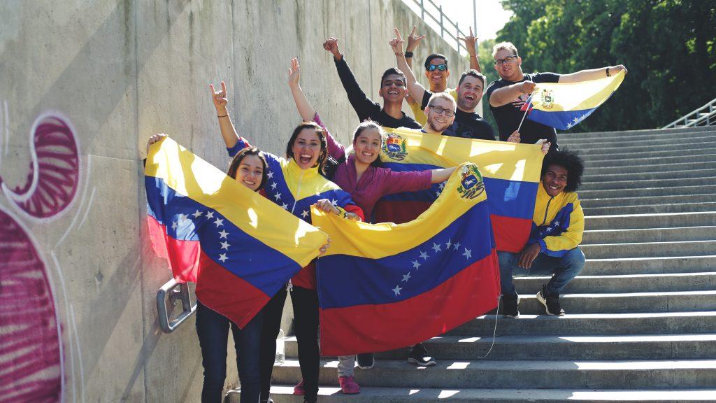 yoa flag venezuela 1RPG1333